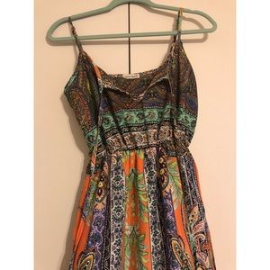 Dresses & Skirts - Multicolor maxi dress